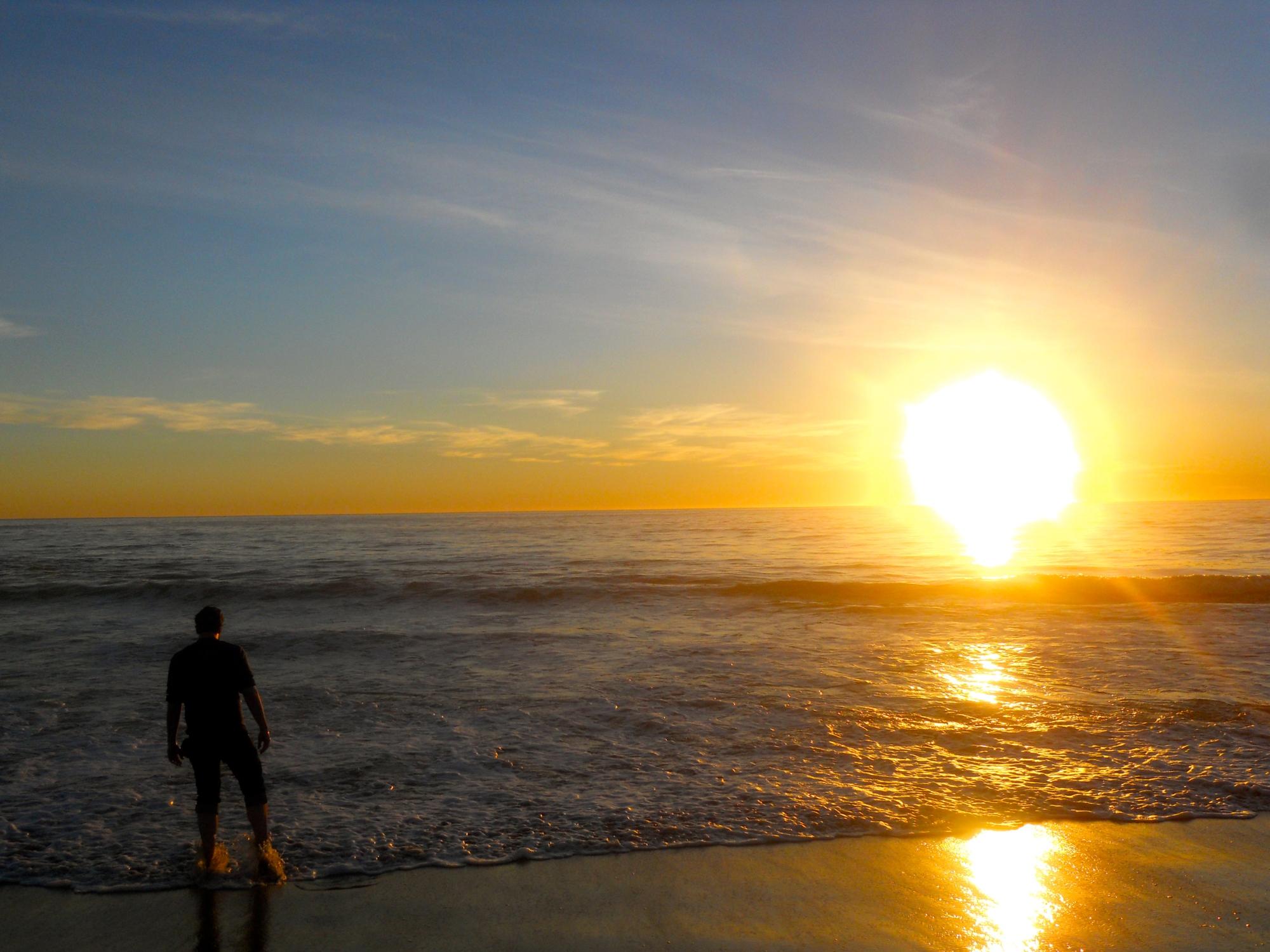 Ryland at Sunset