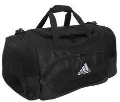 Gym Bag Checklist