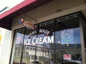 Cowlicks Ice Cream